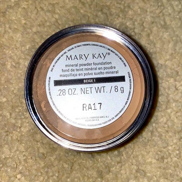 Mary Kay powder foundation